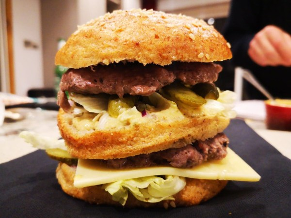 Image of Megga Mac Burger