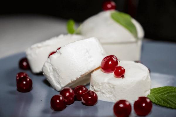 Image ofKirsch Quark Dessert