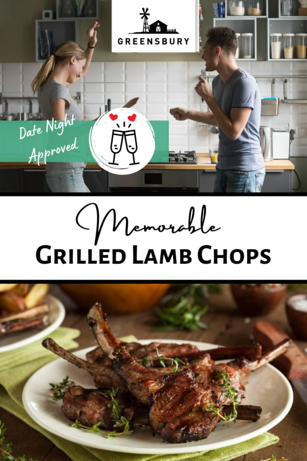 Image ofGrilled Lamb Chops