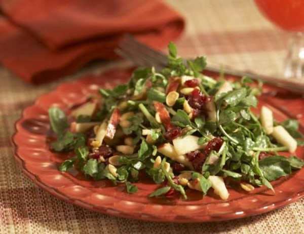 Image of  Watercress and Cranberry Salad