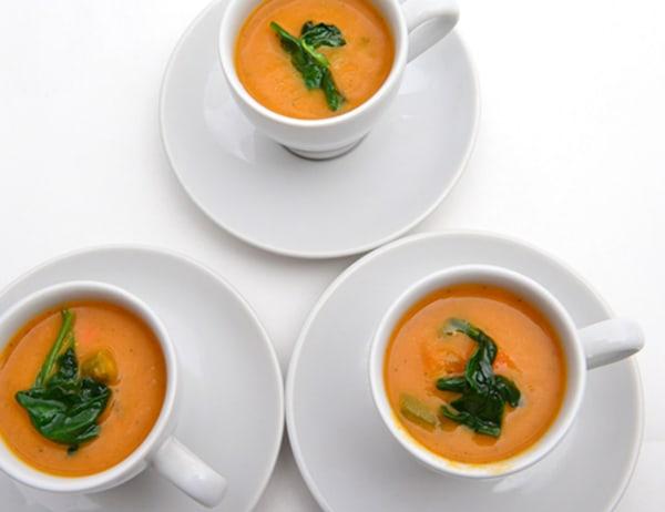 Image ofChilled Summer Vegetable Soup