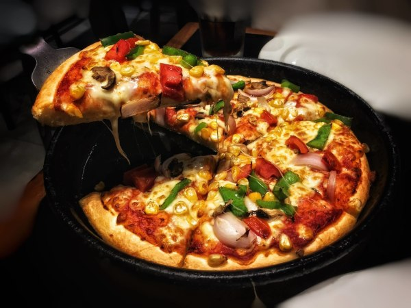Image ofLow Carb Pizza