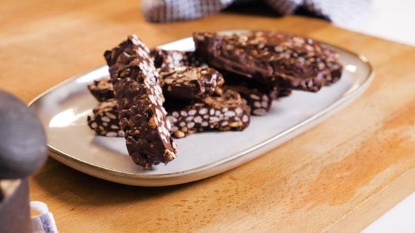 Image of Barrinhas de Chocolate