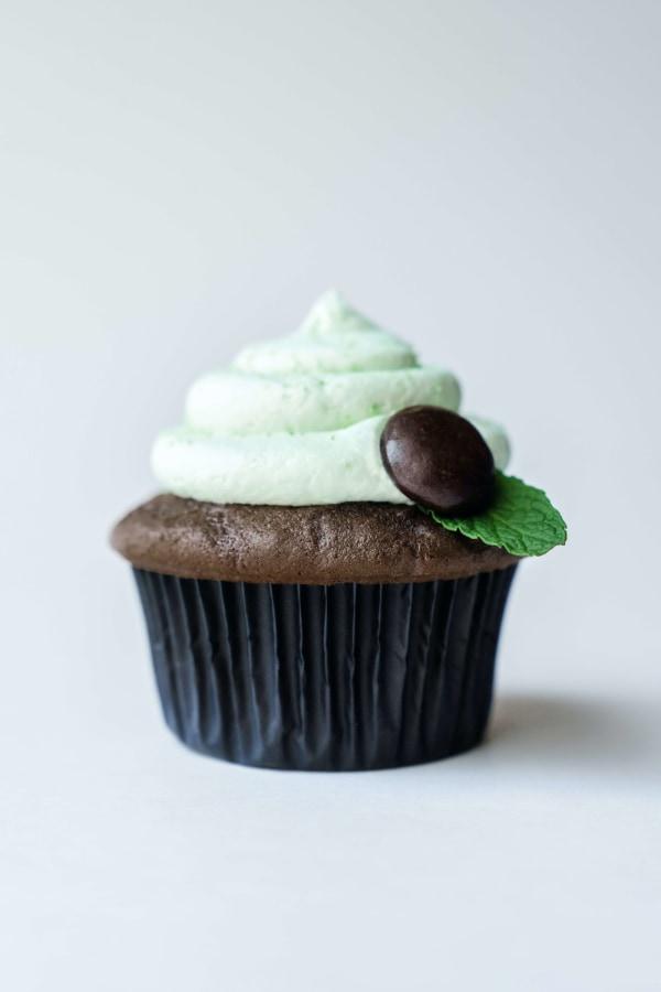 Image ofNutella Cupcakes