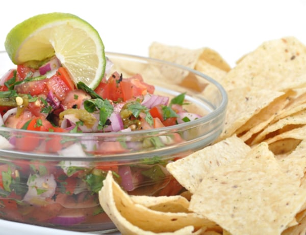 Image of Quick Hatch Pepper Salsa Fresca