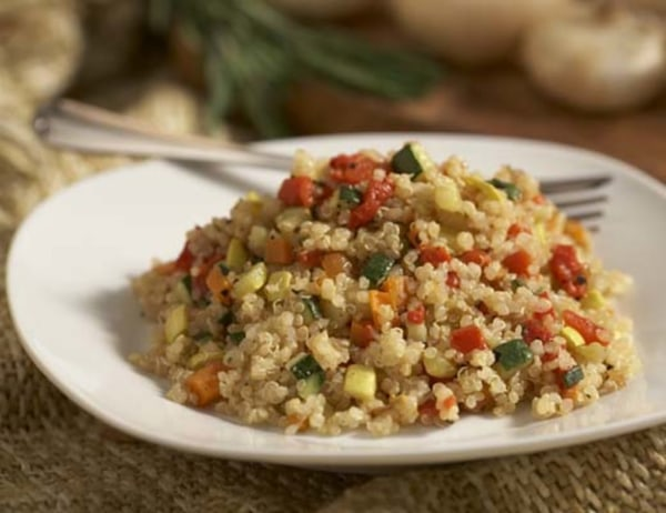 Image ofQuinoa and Roasted Vegetables