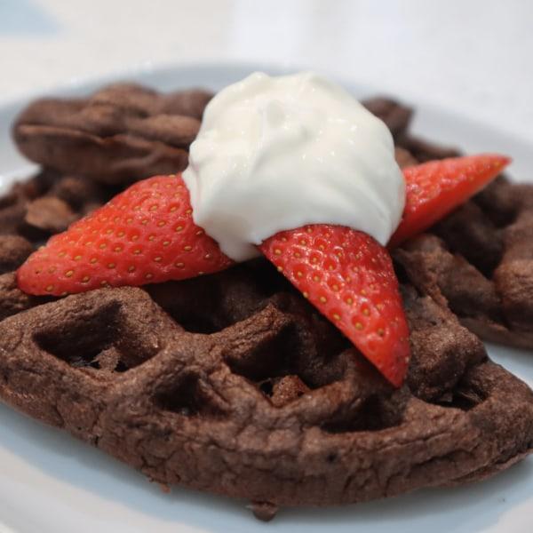 Image ofChoco Waffles