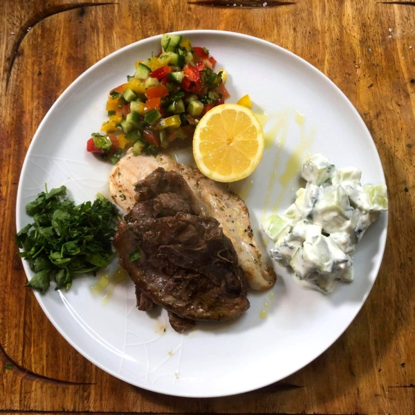 Image of Greek Style Lamb Chops