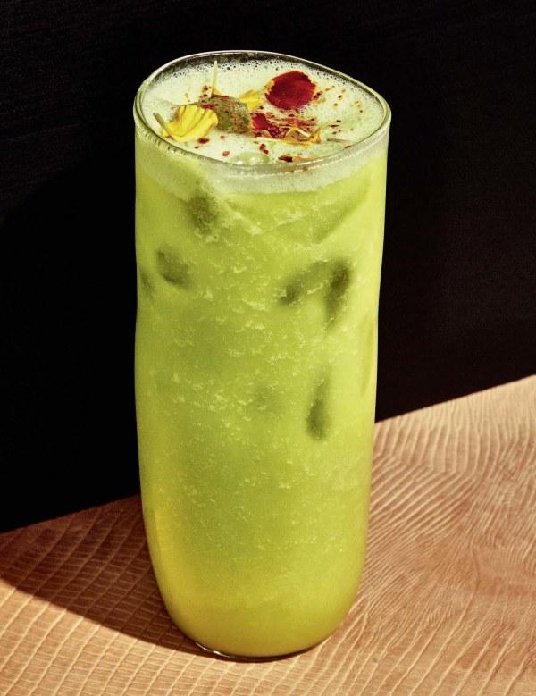 Image of Honeydew-Avocado Agua Fresca