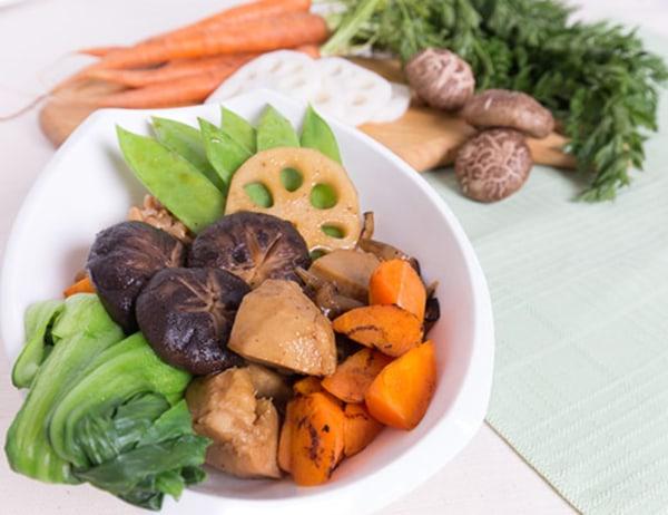 Image of  Veggie Umami Bowl