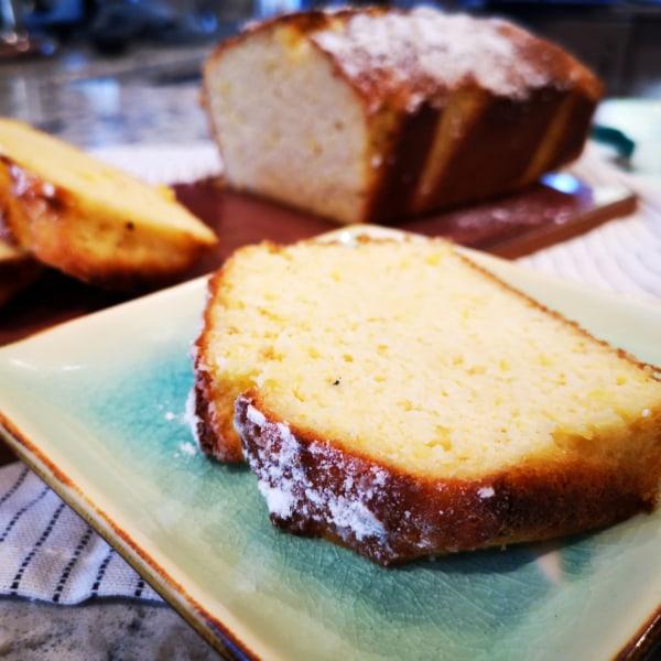 Image of Lemon Drizzle Cake