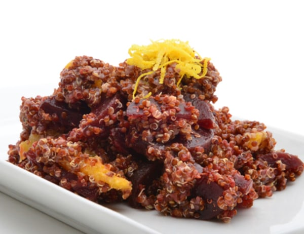 Image ofCitrusy Red Quinoa and Beets