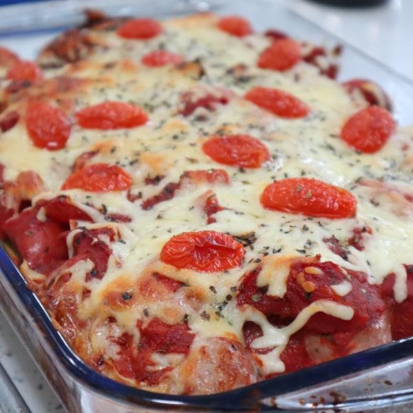 Image of Pizza Casserole
