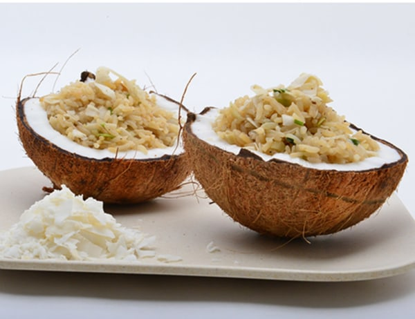 Image ofCoconut and Ginger Rice