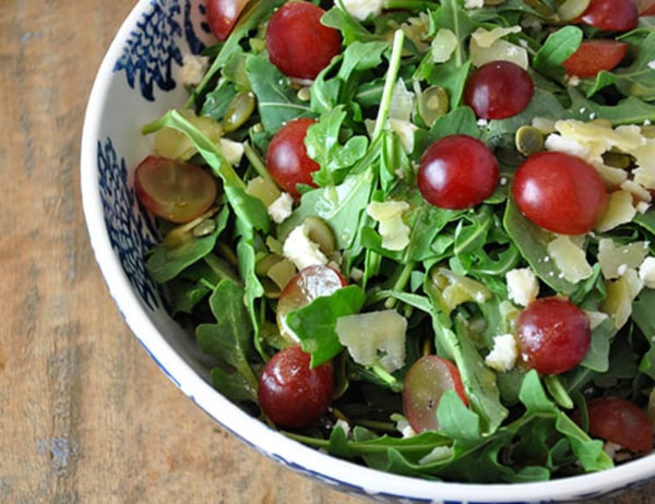 Image of Red Muscatos™ and Arugula Salad