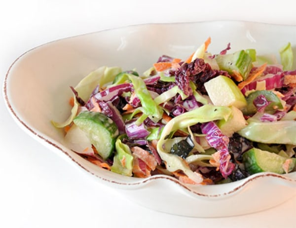 Image ofRed Napa and Cabbage Slaw