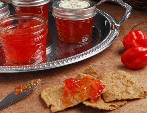 Image of Red Savina Chile Jelly