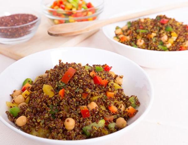Image ofConfetti Quinoa Salad