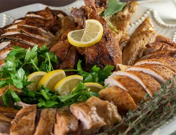 Image ofRoast Turkey with Gravy