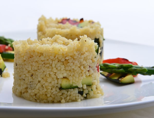 Image of Couscous with Grilled Vegetables