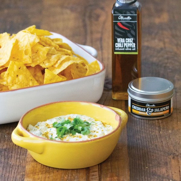 Image of CHEESY FIESTA DIP