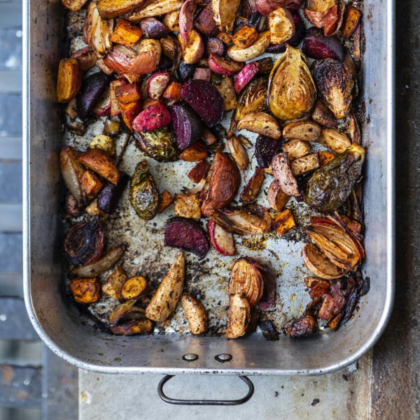 Image of Sumac Roasted Vegetables with Fennel Seeds