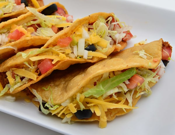 Image of Vegetarian Tacos