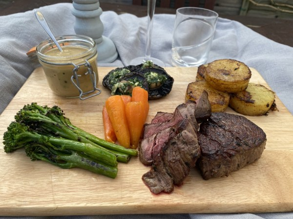 Image of Valentines Steak Meal for two