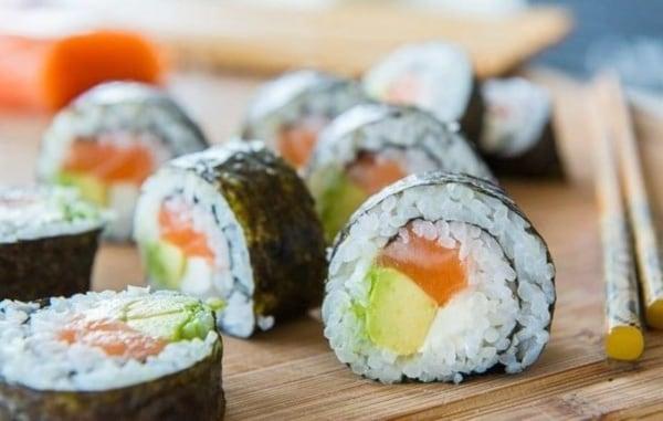 Image ofHomemade Sushi