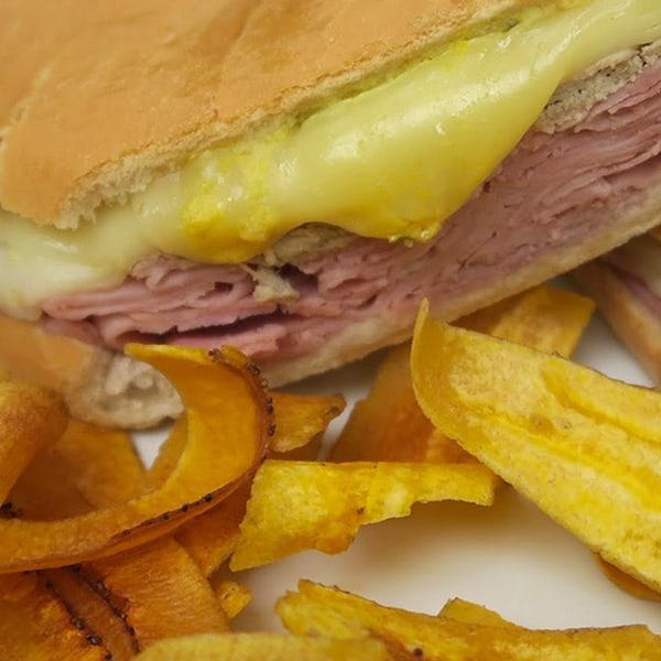 Image ofclassic cuban sandwich