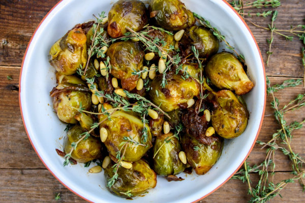 Image of Braised Brussels Sprouts