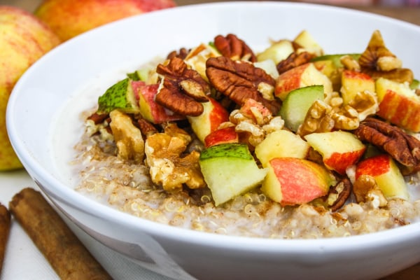 Image of Oat & Quinoa Cereal
