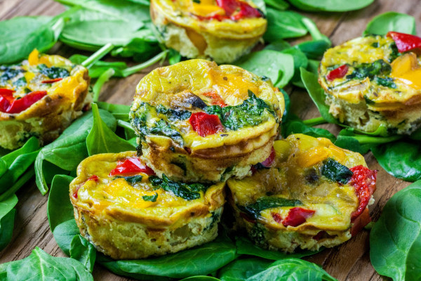 Image of Muffin Pan Frittatas
