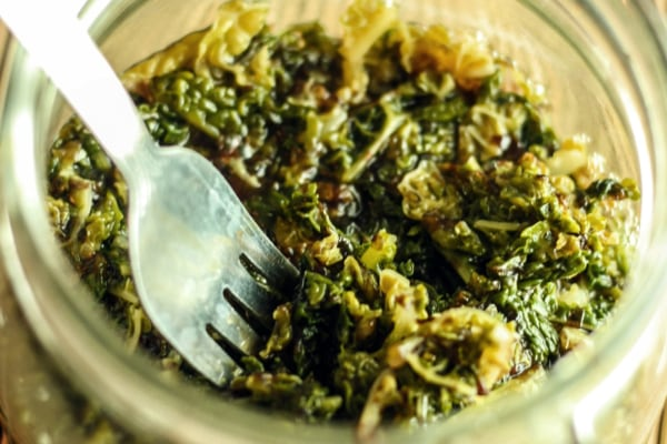 Image of Cabbage and Seaweed