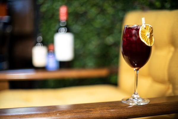 Image of Sangria Sans alcool