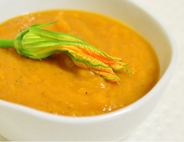 Image ofCreamy Roasted Butternut Squash Bisque