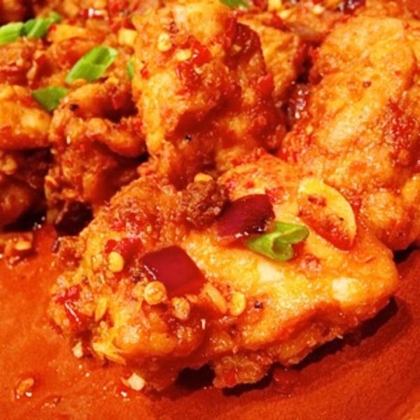 Image of Chilli Chicken