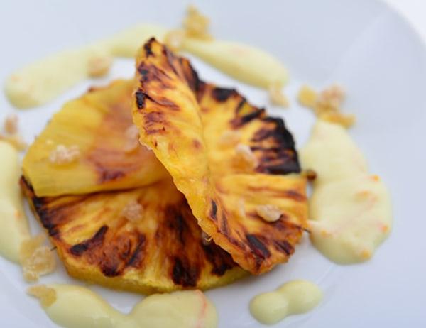Image ofCrystallized Ginger Caramelized Pineapple