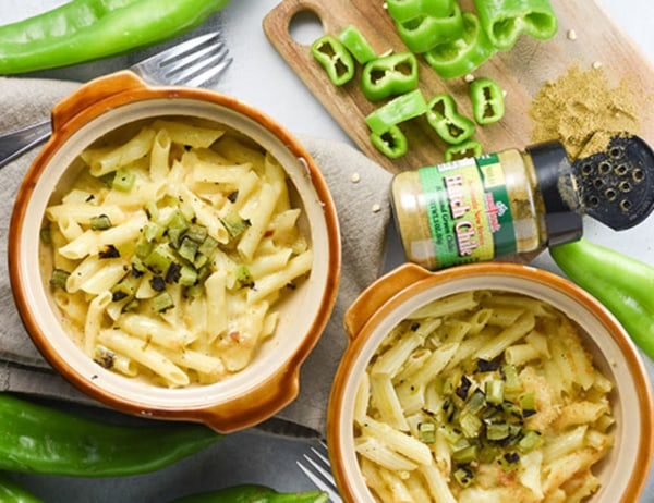 Image ofRoasted Hatch Chile Mac 'N' Cheese