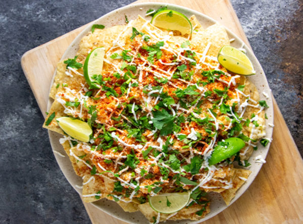 Image of Roasted Mexican Street Corn Dip