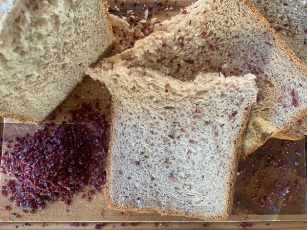 Image of Cranberry Yeast Bread