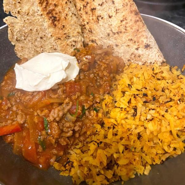 Image of Chilli Con Carne in Ninja Foodi