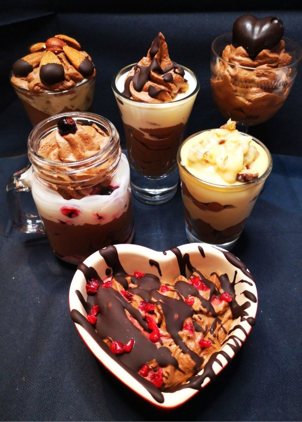 Image of Silky Chocolate Mousse