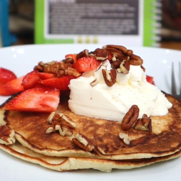 Image ofFluffy Pancakes / Waffles