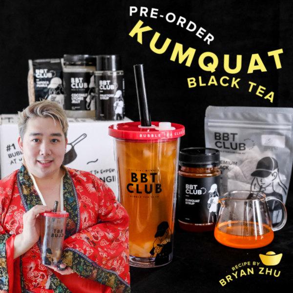 Image ofKumquat Black Tea