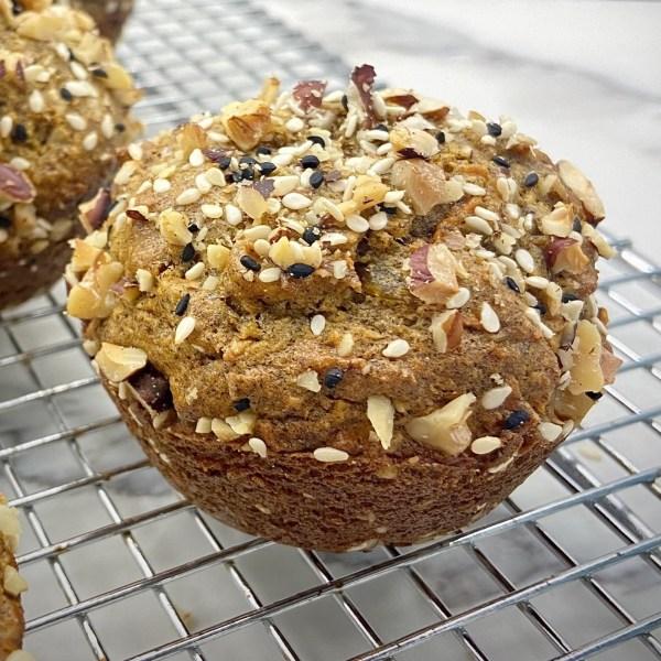 Image ofAll Day Glory Muffins