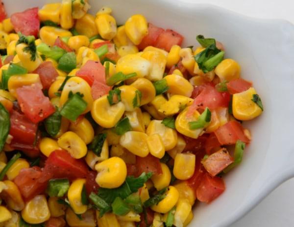 Image ofDry Roasted Corn Salsa