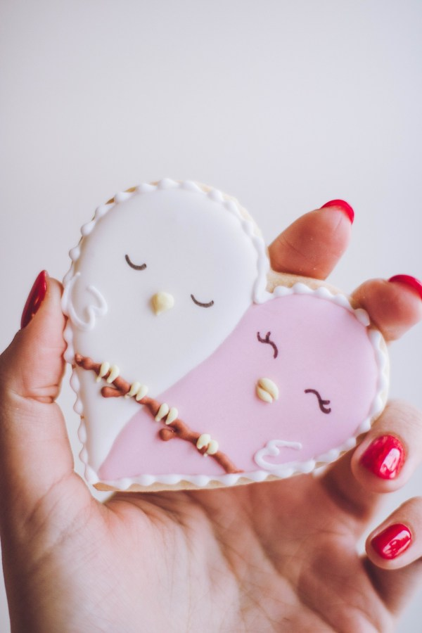 Image of Valentine's Day Cookie