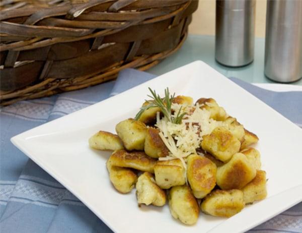 Image of Dutch Yellow® Potato and Rosemary Gnocchi