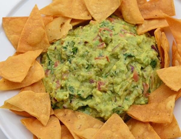Image of Robert's Guacamole